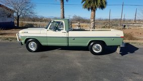 Hard to find!! 1970 Ford F250 Camper Special!! in Alamogordo, New Mexico