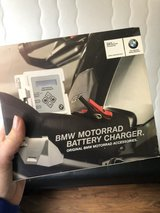 BMW battery charger in Grafenwoehr, GE