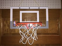 indoor basketball hoop in Naperville, Illinois