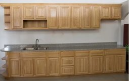 Kitchen Cabinets in Okinawa, Japan