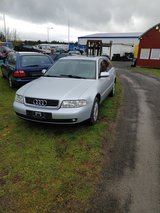 Excellent Automatic Audi A4  Sportswagon 2.4 V6 in Ramstein, Germany