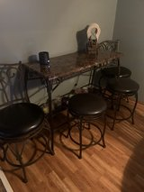 Bar with stools in Fort Drum, New York