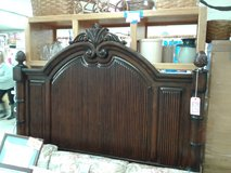 Queen headboard with frame  2487-3 in Camp Lejeune, North Carolina
