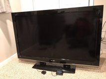 52 inch Sharp Aquos HDTV in Plainfield, Illinois