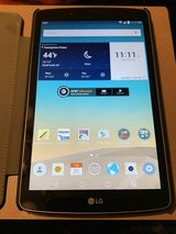 LG G-Pad F8.0 tablet in 29 Palms, California