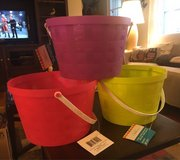 Plastic Easter Buckets in Batavia, Illinois