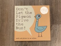 LIKE NEW - Don't Let the Pigeon Drive the Bus hardcover book. By Mo Willems in St. Charles, Illinois