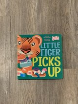 NEW - Little Tiger Picks Up Board Book. By Michael Dahl. Hello Genius Series. in St. Charles, Illinois