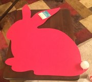 Felt Rabbit in Batavia, Illinois