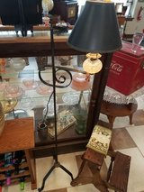 Antique Converted floor Oil Lamp in Fort Leonard Wood, Missouri