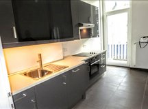 renovated furnished Apartment  with balcony & garden terrace in Wiesbaden, GE