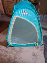 Baby tent in St. Charles, Illinois