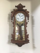 antique clock in Camp Pendleton, California