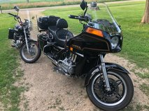 1982 Honda goldwing 1100i in Ottawa, Illinois