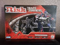 transformers risk in Lakenheath, UK
