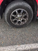 """18"""" wheels and tires for Toyota Tundra in Leesville, Louisiana"""