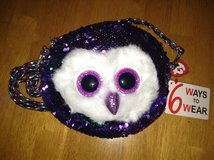 Kids TY Beanie Boo Owl Sequin Purse in Bolingbrook, Illinois
