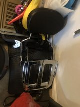 Harley-Davidson luggage rack and back rest for touring models in Bolling AFB, DC