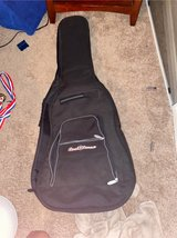 electric guitar case in Houston, Texas