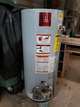 40 gallon gas water heater in Beaufort, South Carolina