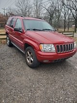 2002 Jeep Grand Cherokee Overland (Exterior) in Fort Campbell, Kentucky