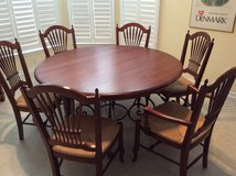 ETHAN ALLEN Dining Set Country French in Beaufort, South Carolina
