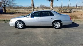 Local 1-owner! 2009 Cadillac DTS! in Alamogordo, New Mexico