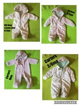 Baby suits in Westmont, Illinois