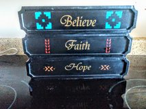 Believe faith hope. in Fort Bragg, North Carolina