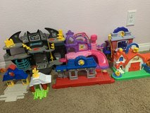 Play houses in Camp Pendleton, California