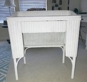 White Wicker Desk in Houston, Texas