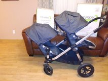 Babyjogger City Select double stroller in Naperville, Illinois
