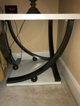 Contemporary Side Table (project) in Kingwood, Texas