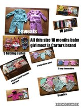 18 month baby girl clothes in Westmont, Illinois