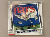 Bats by Gail Gibbons in Okinawa, Japan