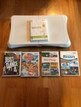 Wii Fit and Games in Fort Campbell, Kentucky