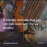 Knotless braids and Box Braids in Lackland AFB, Texas
