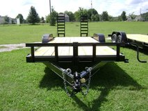"Trailers Flatbed 10.4K, 6'10"" X 20' in Fort Campbell, Kentucky"