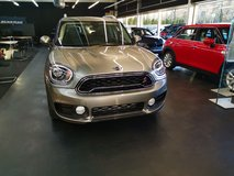 MINI Cooper S Countryman ALL4 K-Town Delivery in Ramstein, Germany
