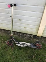 Scooters ( foldable ) well used in Lakenheath, UK