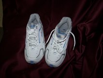 Avia Shoes Blue And White in Alamogordo, New Mexico