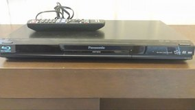 Panasonic DMP-BD60 , Blue Ray, Player, in excellent condition in Joliet, Illinois