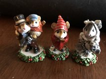 Wee Folk collectibles by Annette  Peterson in Chicago, Illinois
