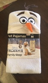 Medium Pet Pajamas in Oswego, Illinois