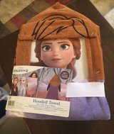 Anna Hooded Towel in Chicago, Illinois