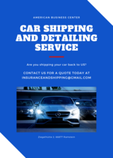 POV Shipping and Detailing in Ramstein, Germany