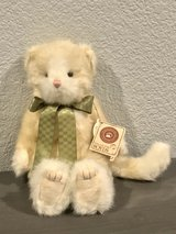 Boyd's Bears Tibsley Purrsalot Collectible Cat New in Fairfield, California