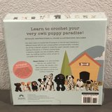 Crochet Dogs Kit Brand New 10 Projects Great Gift! in Travis AFB, California