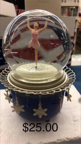 Snow Globe in Fort Leonard Wood, Missouri