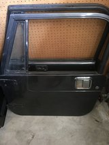 Jeep CJ steel doors in San Diego, California